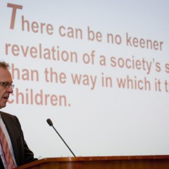 The Global Search for Education: The Education Debate 2012 — Andy Hargreaves