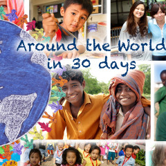 Around the World in 30 Days – February 2016