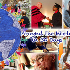 Around the World in 30 Days – June 2016