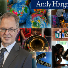 The Global Search for Education: Just Imagine Secretary Hargreaves