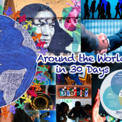 Around the World in 30 Days: August 2016