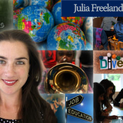 The Global Search for Education: Just Imagine Secretary Fisher