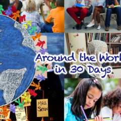 Around the World in 30 Days: October 2016