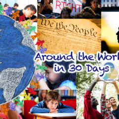 Around the World in 30 Days: November 2016