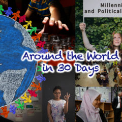 Around the World in 30 Days – May 2017