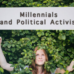 The Global Search for Education: Dear Millennials – Are You Politically Active?