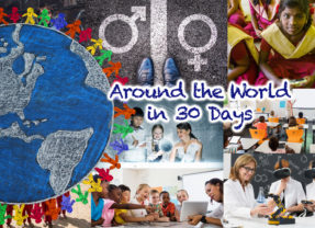 Around the World in 30 Days – July 2017
