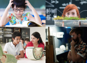 The Global Search for Education: No Pain No Gain – Top Global Teachers on Risk-Taking and Normalizing Struggle