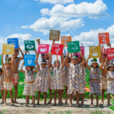 The Global Search for Education: On the Road to 2030 Our Planet Made a Plan