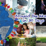 Around the World in 30 Days – December 2017