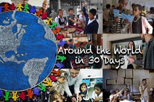 Around the World in 30 Days – November 2018