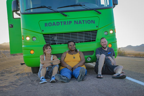 Roadtrippers Inspire Individuals To Discover Their Own Paths