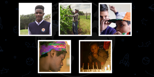The Global Search for Education – First-Ever Multicultural Channel for Youth Voices Goes Live