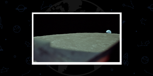 The Global Search for Education: Earthrise Reminds Us Earth is Our Shared Home