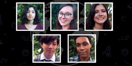 National Youth Poets Respond to a World Facing Unprecedented Challenges