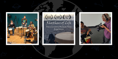 Director Craig Norton on the Power of Drumming to Unite and Heal Us.